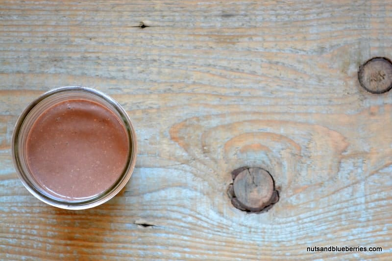 Kakao Amaranth Smoothie I