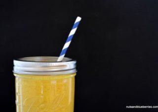 Antioxidant Kurkuma Smoothie