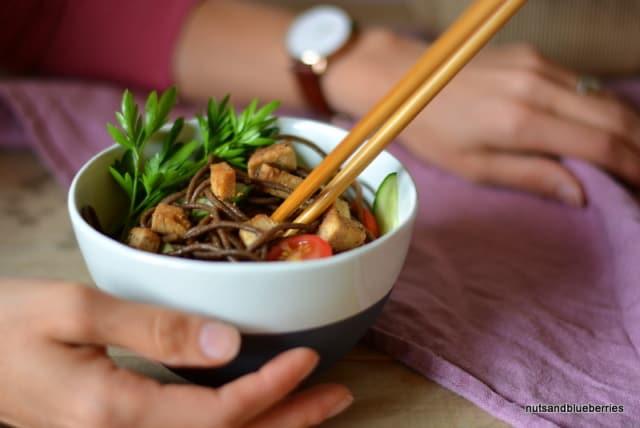 Soba Salad (1)