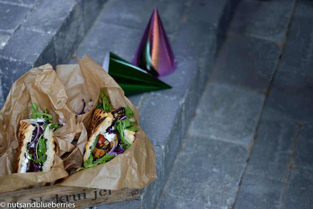 Blog Parade #healthyfastfood4