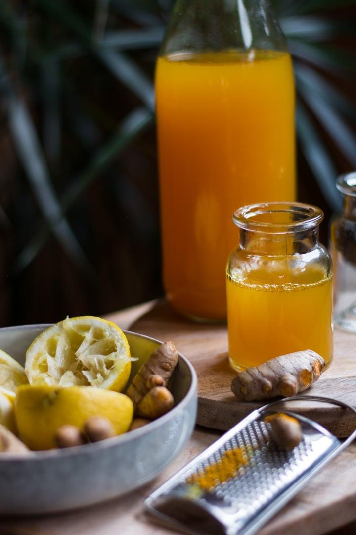 Kurkuma Limonade