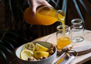 Wie du die Bioverfügbarkeit von Kurkuma steigern kannst – Kurkuma Limonade