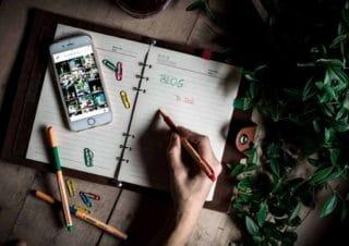 Die Wahrheit über die Arbeit als Blogger und Instagrammer