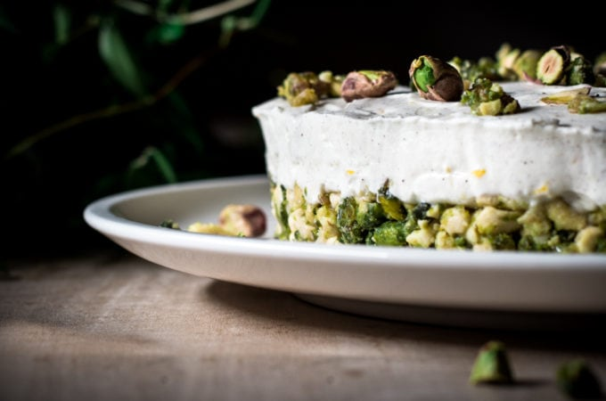 #Colorfulfood für Sony und ein Low Carb Pistazien-Quark-Kuchen für dich