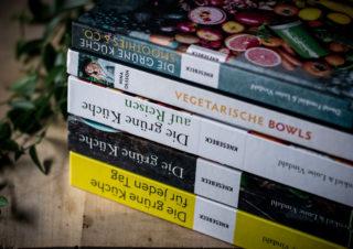 Caesar Salat & Gewinnspiel 5 Kochbücher und 9 Sonnentor Bio Produkte