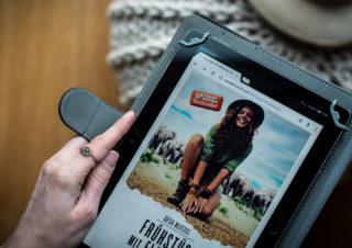 Ein Buch für Naturliebhaber | Frühstück mit Elefanten | Bestseller