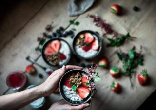 Was ist eine Ökobilanz und Erdbeer-Vanille Chia Bowls