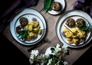 Patties richtig braten | 5 Tipps | Quinoa Spinat Feta Patties (Bratlinge)