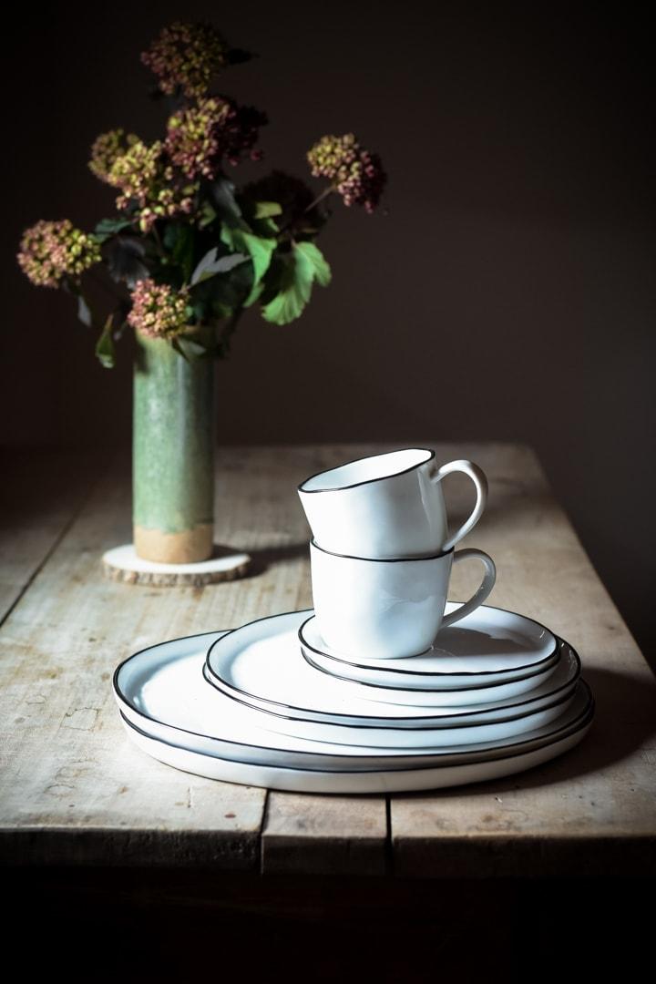 Keramikdosen