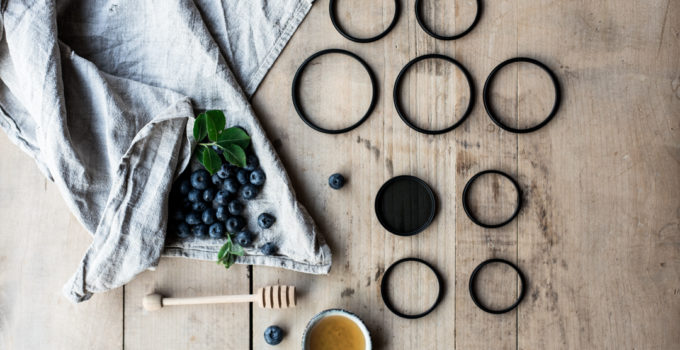 Reflektionen in der Food Fotografie reduzieren | Polfilter