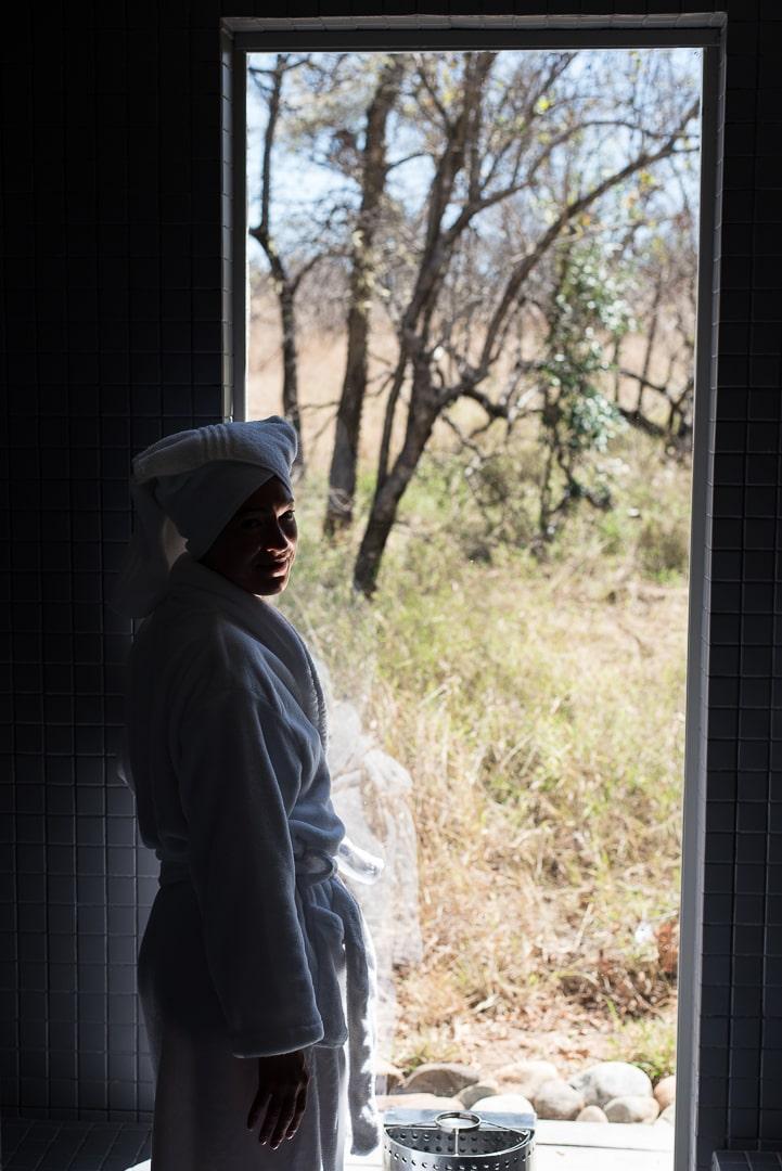 safari in südafrika wellness