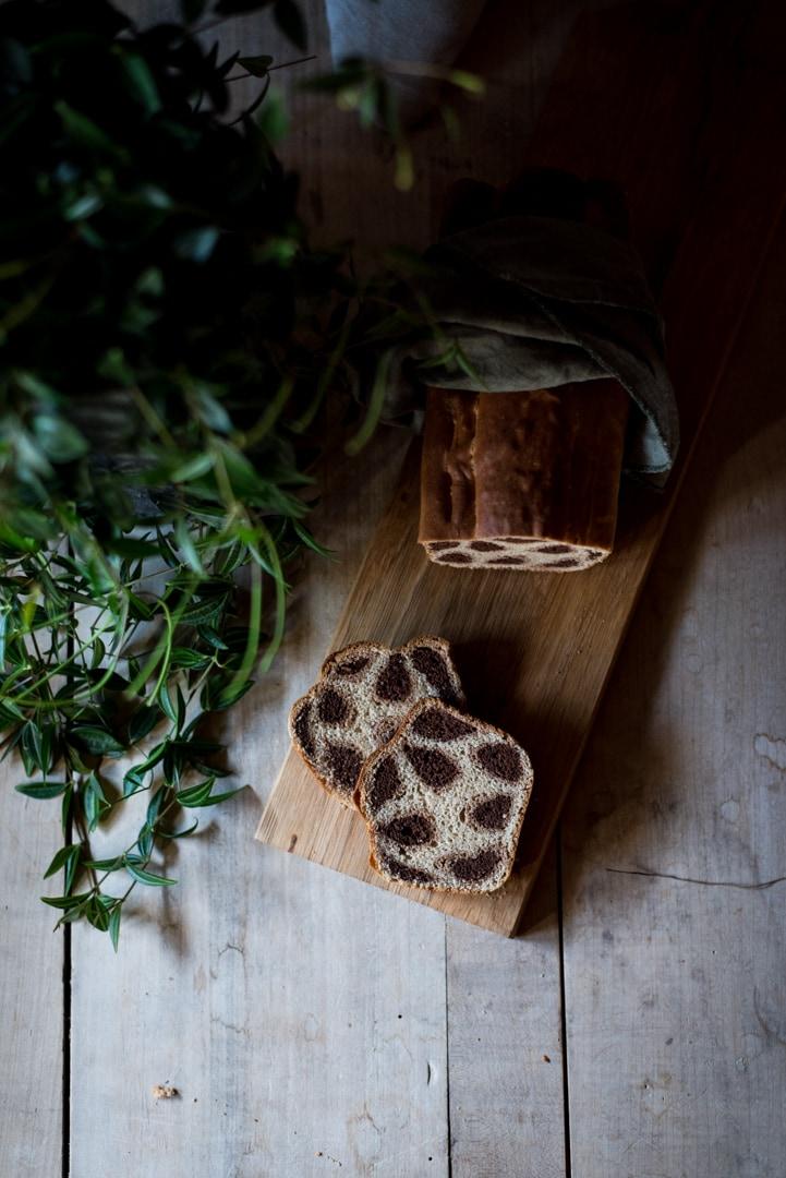 Leopardenbrot