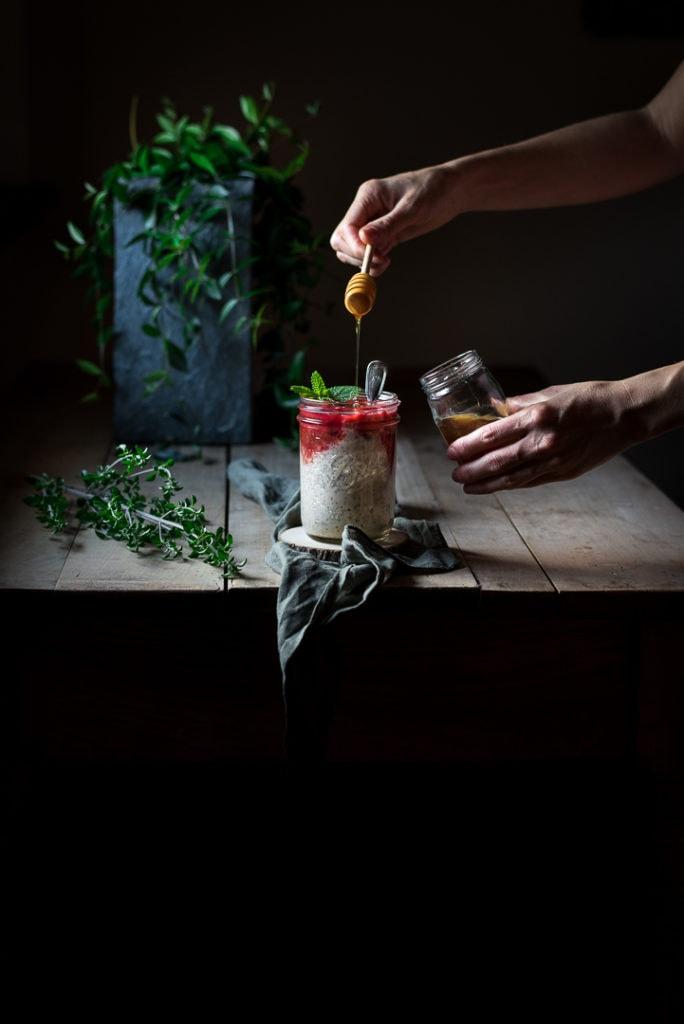 Food Fotografie Licht