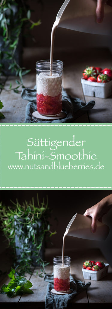 Tahini Smoothie