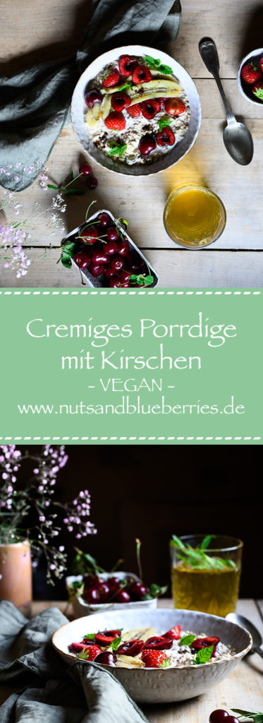 Kirsch Porridge