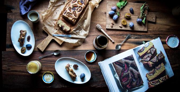 Schneller gesunder Pflaumenkuchen | Zwetschgen Tipps und Tricks