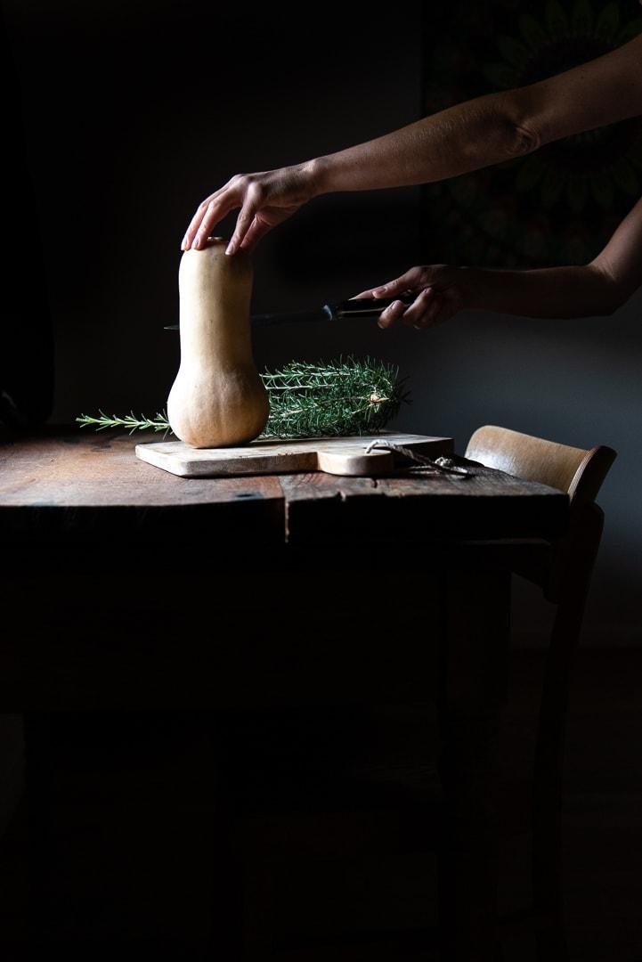butternut kürbis rezept