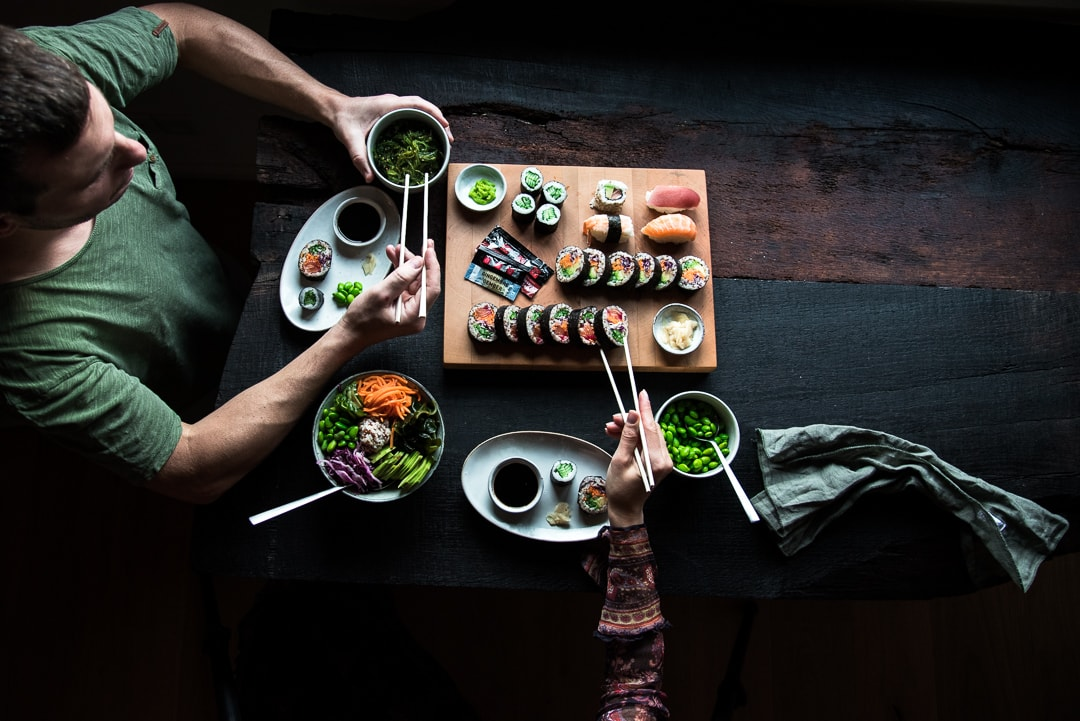 Dark and Moody Food Fotografie Tipps
