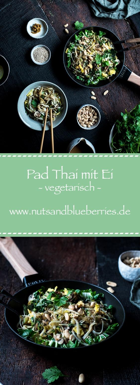Pad Thai mit Ei
