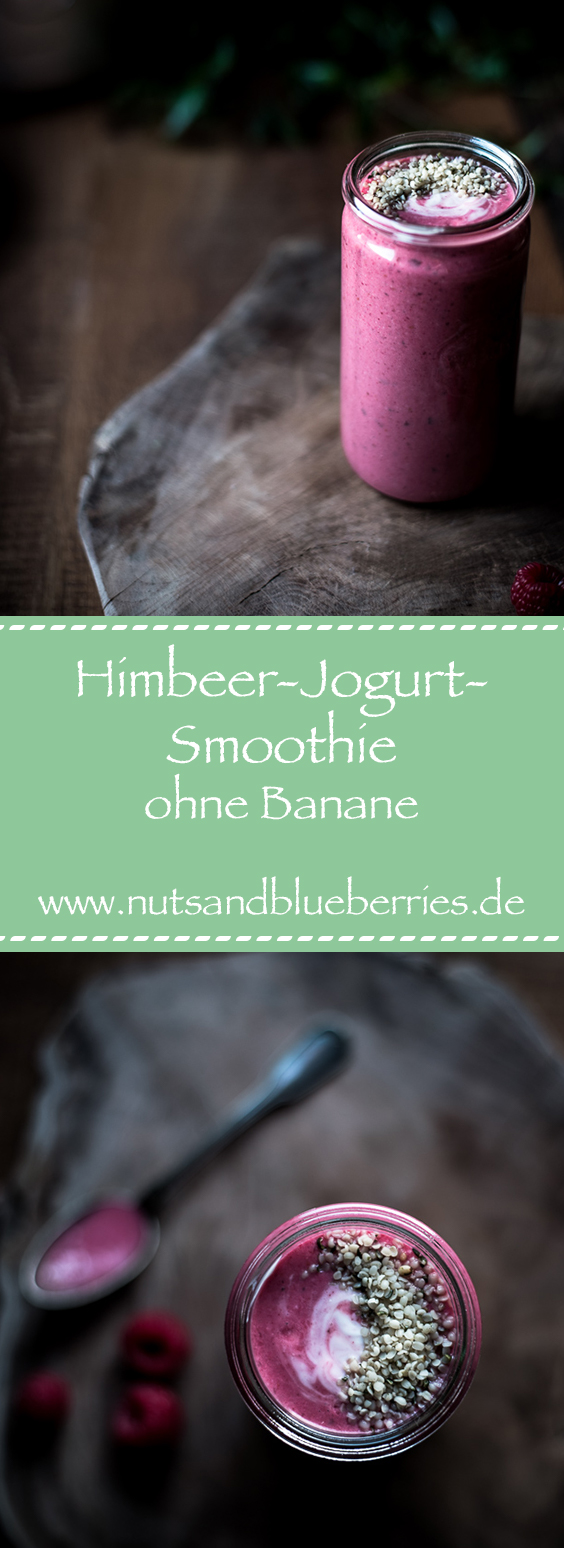 Himbeer Smoothie