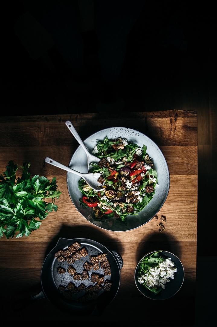 Salat Food Fotografie