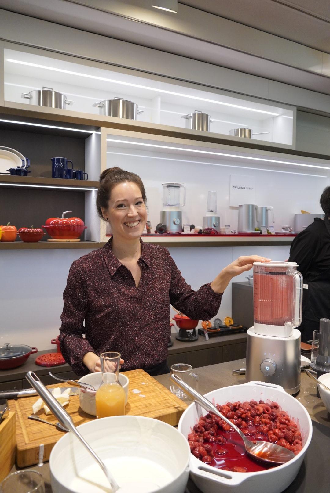 Janine Hegendorf Blogger