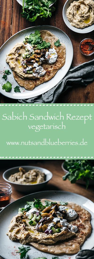 Sabich Sandwich Rezept