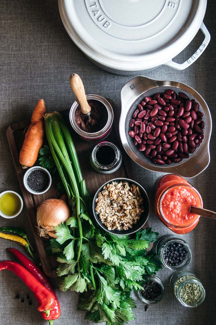 chili vegetarisch Rezept