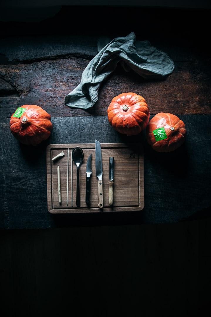 Kürbisrisotto vegetarisch