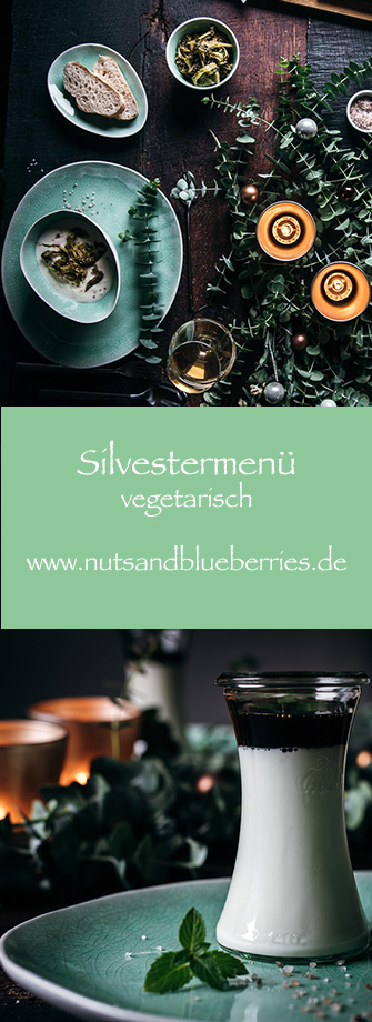 Silvestermenü vegetarisch