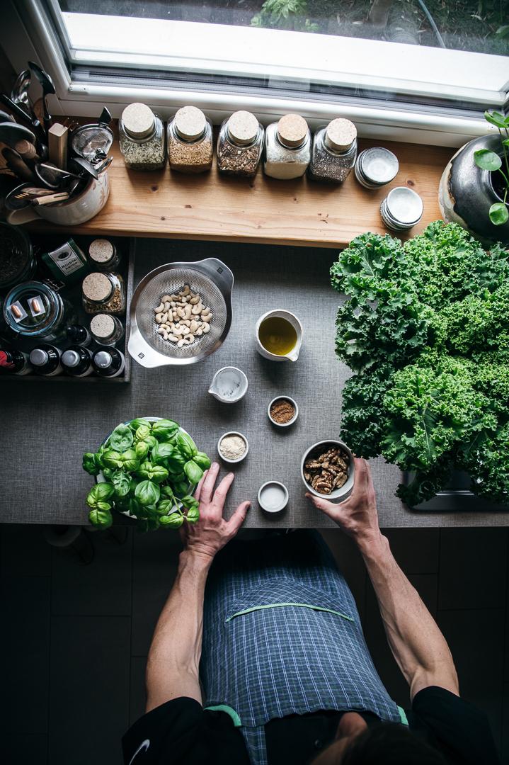 Veganes Pesto