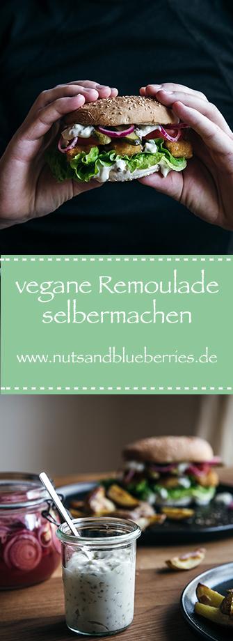 Veganer Remoulade