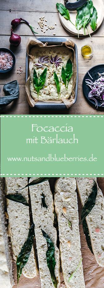 Focaccia Bärlauch